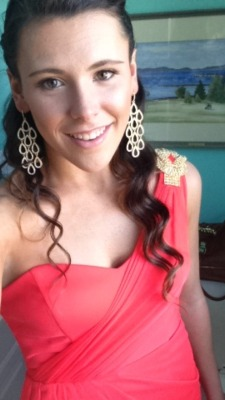 Junior prom last night :)