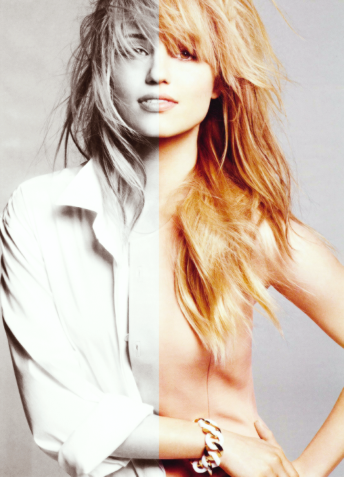 "I guess I have never really felt like a Dianna. […] I didn't realize it at first, but it seems as if I had taken a liking to the name Charlie for longer than I can remember! Upon looking back at old school papers, stories I wrote, screenplays, you name it, I have always used the name Charlie as one of the main or ancillary characters. About five years ago, a psychic came up to me as I was walking down the street and said a few things to me, one of them being, ""You have someone named Charlie that looks out for you."" I didn't know what she was talking about, I don't know anyone by the name of Charlie. Much later, I starting looking at old papers, found the name here and there, and thought of that psychic. I joked to myself that perhaps, I was a man named Charlie in a past life? /•"