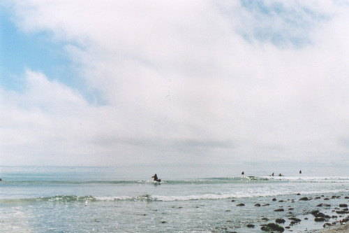 laurenand:  April 1 / Rincon Beach, CA
