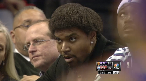 Bynum & the ghost of Kwame Brown