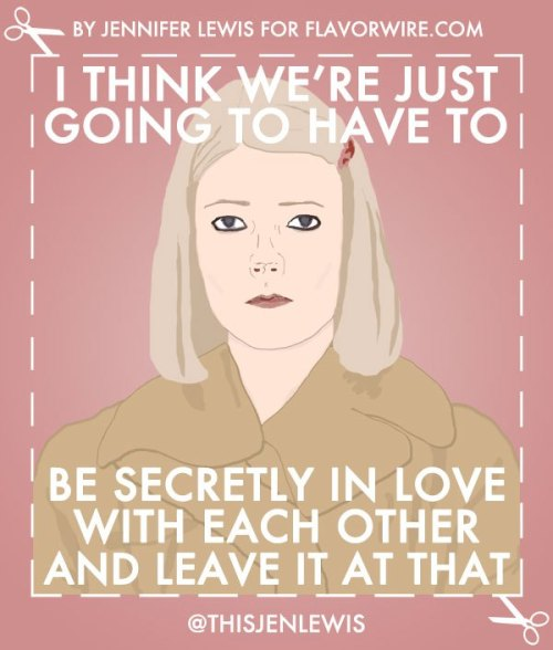 laughingsquid:  Illustrated Wes Anderson Valentine's Day Cards