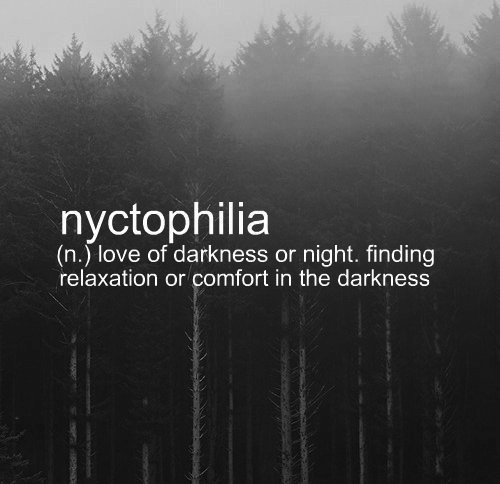 thedarkmindedone:  This is most definitely me — I love all things dark…