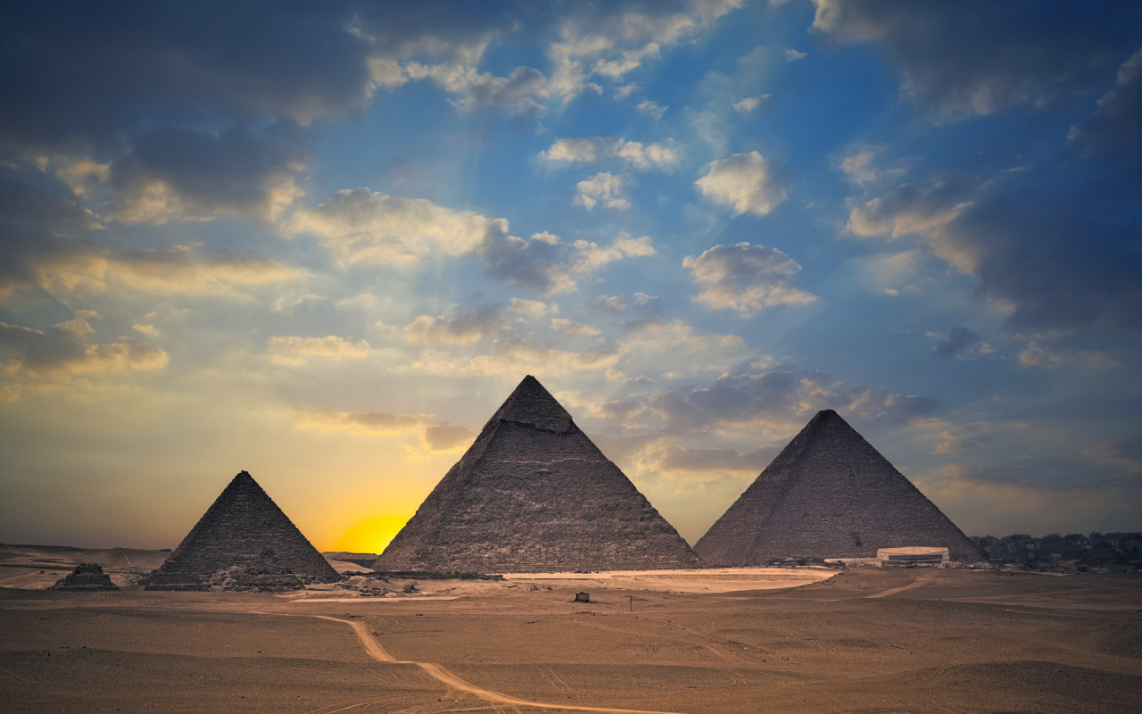 art-is-magic:  Who built these then?  The pyramids of Giza and some of the other great structures of the ancient world which are mathematically, geometrically perfection.  Who built them?  Bill and Ethel in the tent?  I mean, who did it?  It was done by h…igh intelligence.  No one knows where they came from! Capsula - Chemist Choices