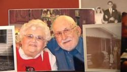 "joecatholic:  Kansas couple married 62 years dies within hours of each other Melvin and Doris Cornelson never dated anyone else before they were married 62 years ago. Melvin was the only man Doris ever kissed. When Melvin, 85, died following a battle with cancer, Doris was at this side at the Kansas retirement community they lived in, Fox4KC.com reports. ""She sat with us all morning and planned some things,"" Candi Sawatzky, the couple's daughter said. But Doris reportedly began to fade soon after. ""She went to bed at noon and never got up,"" Sawatzky told Fox4KC.com. ""I think he said enough was enough and that gives her permission to go,"" Randy Sawatzky, Candi's husband said. ""They're together. They're happy,"" Candi said."