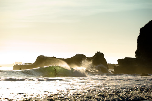 chrisburkard:  Head high in SF