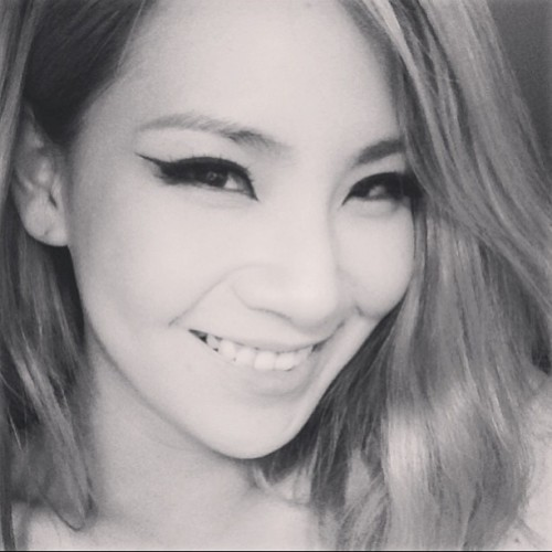 "[130522] CL's Instagram #chaelin_CL: Gorgeous head shot ""therearenophotographerlikeyourgirlfriend"""