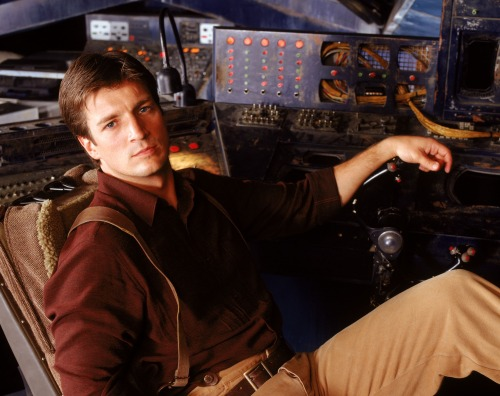 """FIREFLY"" REVIVAL? NATHAN FILLION WEIGHS IN My colleague was on set for the ""Castle"" 100th episode party and she asked Nathan Fillion all about the recent ""Firefly"" revival talks and the potential ""Dr. Horrible"" sequel. ""We talk about it, we dream about it. I don't think you could find a cast member, a writer, a director, any of the crew who'd say, 'No, I'm out,'"" Fillion admitted of ""Firefly."" ""People are pretty busy right now, Alan [Tudyk] is always working, and obviously Joss is pretty busy. But that would be something that I would do again in a heartbeat. There's something about 'Firefly' — it was my first love. So if you get a chance to go back to your very first love, you'll do it, right?"" More here."