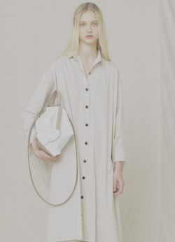 l-acus:  nastya kusakina for the row resort '13