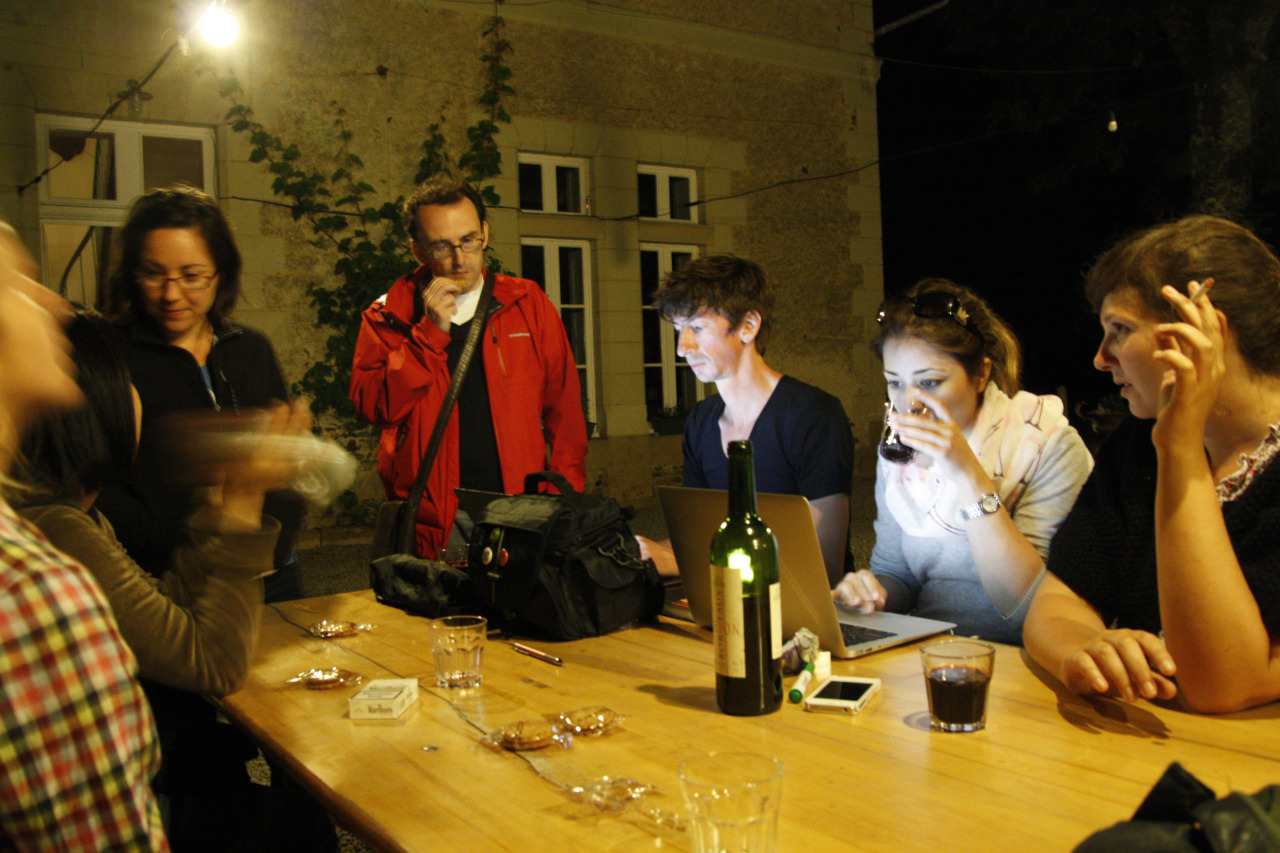 Experience Prototyping in the middle of the night. on a farm. in france. ronald jones explains why it is all worth it… http://www.frieze.com/issue/article/are_you_experienced/