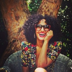 love her style and her HAIR omg @traceeellisross 😘 So Beautiful! #blackgirlsrock