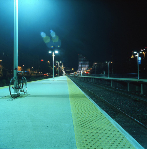 Bike Platform by xbrucexx on Flickr.