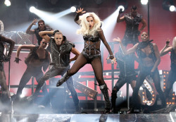 Lady Gaga performing Judas at the iHeart Festival 2011 [UHQ]
