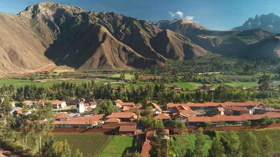 Escape to Cusco, Peru!  (via Aranwa Sacred Valley Hotel : Daily Escape : Travel Channel)