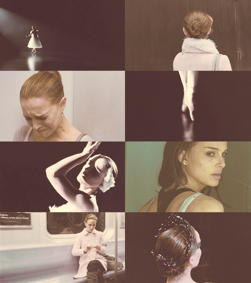 screencap meme → Black Swan & Space