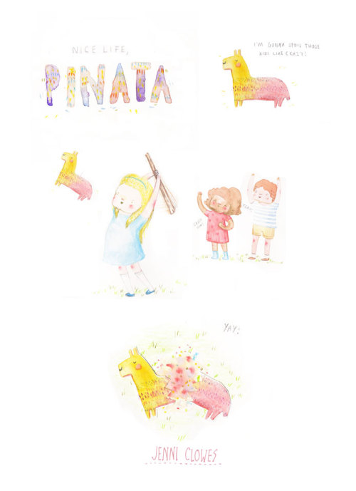 pinata's have all the fun!
