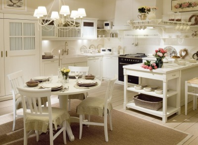 ENGLISH MOOD | Provencal style kitchen by Minacciolo. http://bit.ly/YemvPA Noble, refined and elegant, but at the same time evocative of tender family sentiments.