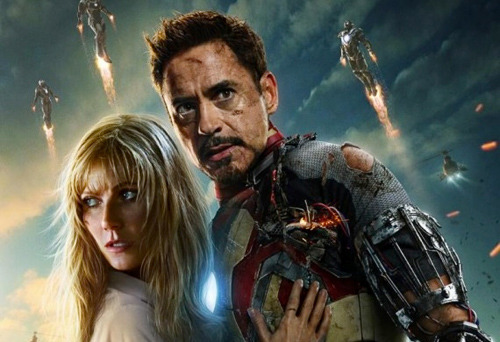 Two new TV spots for Iron Man 3: watch now Iron Man 3 has released a pair of new TV spots, revealing a glut of new material, some of which might be considered a touch spoilery…