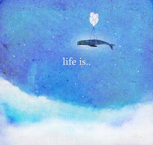 soulist-aurora: Life is Beautiful by Hajin Bae