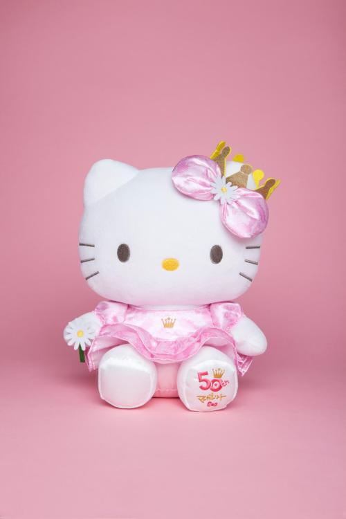 tinkevidia:  Sanrio: Hello Kitty soft toy:)