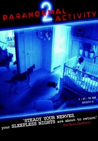 I'm watching Paranormal Activity 2                        Check-in to               Paranormal Activity 2 on GetGlue.com