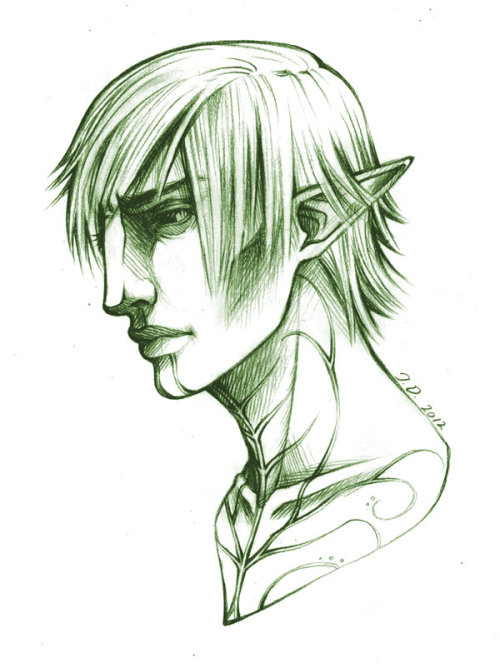 where-was-my-fault:  Fenris - Moss by ~YumiKoyuki
