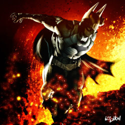comic-view:  BATMAN APOCALYPSEby *isikol