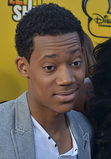 Tyler James Williams in 2012.