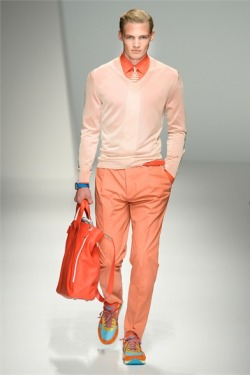 mensfashionworld:  Salvatore Ferragamo S/S 2013