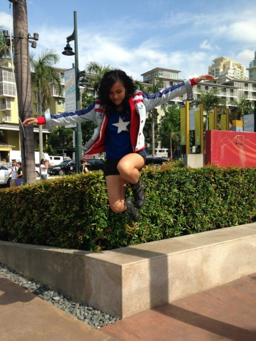 dysphoricfox:  Miss America Chavez at FCBD