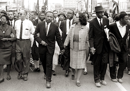 MLK Style: Suits and Boots