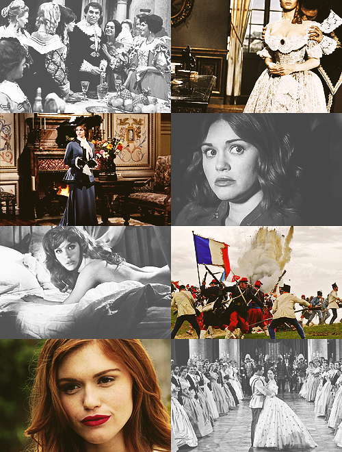 Holland Roden as Angélique.