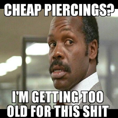 lifewithmods:  #piercings #researchyourpiercer #truth
