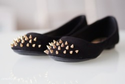 gold-luxe:  i want shoes like this!