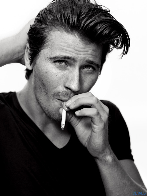For your viewing pleasure… our February cover star, Garrett Hedlund. In our estimation, he is Hollywood's next great leading man. More on that here.