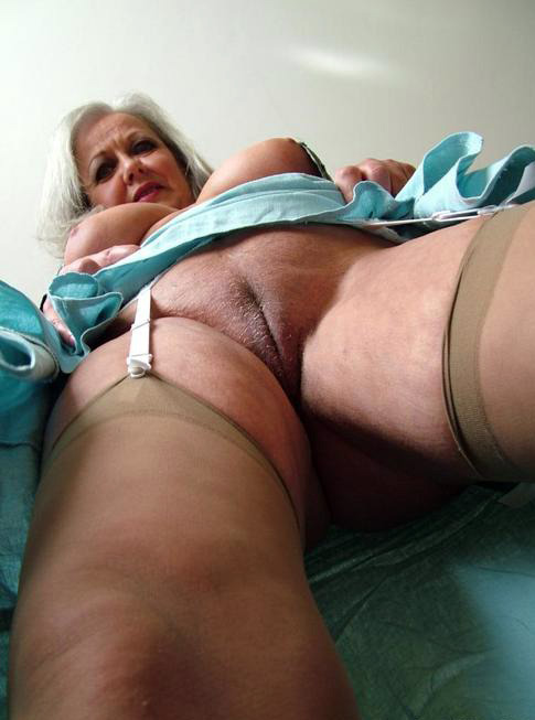 Mature bbw wife tied up