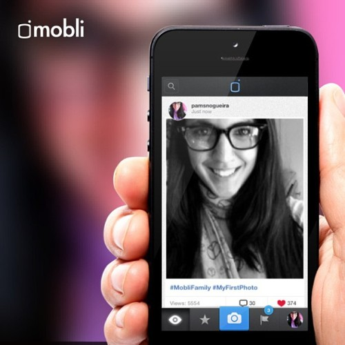 I just made a Mobli account! Check it out and follow me: pamsnogueira #mobli