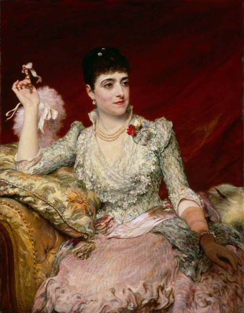 Adelina Patti by James Sant, ca 1886, National Portrait Gallery, London  The Italian opera singer Adelina Patti, the last of the line of great coloratura sopranos, made her London debut on 14 May 1861 at the Royal Italian Opera, Covent Garden, as Amina in Bellini's La Sonnambula. In this and other roles, particularly that of Rosina in The Barber of Seville, she delighted audiences throughout Europe and in North and South America. Her public career lasted nearly sixty years and is virtually without parallel.