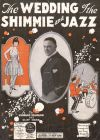 Sheet music for the wedding of the shimmie and @sydneyflapper