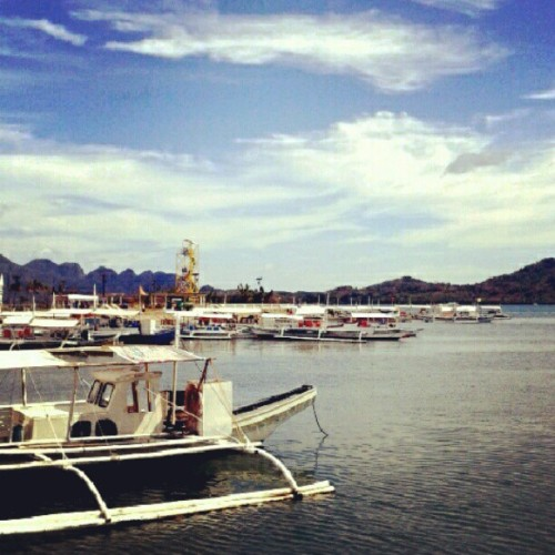 Exploring Coron Market and we ended up here! #travel #philippines