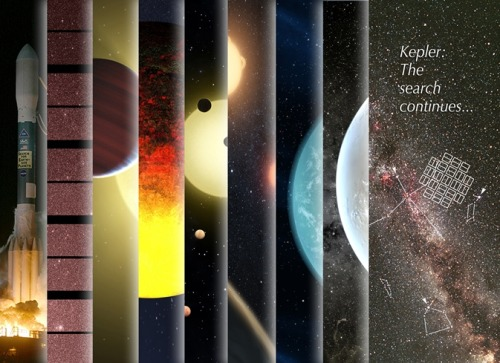 NASA Says Kepler's Days are NumberedNASA's planet-hunting Kepler telescope is broken, potentially jeopardizing the search for other worlds where life could exist outside our solar system.If engineers can't find a fix, the failure could mean an end to the $600 million mission's search, although the space agency wasn't ready to call it quits. The telescope has discovered scores of planets but only two so far are the best candidates for habitable planets.Read more: http://www.laboratoryequipment.com/news/2013/05/nasa-says-keplers-days-are-numbered
