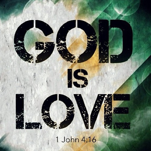 jesus-is-for-you:  GOD is LOVE on We Heart It - http://weheartit.com/entry/51612357/via/ktlynn18 Hearted from: http://walking-byfaithh.tumblr.com/post/42486954829   God is love.