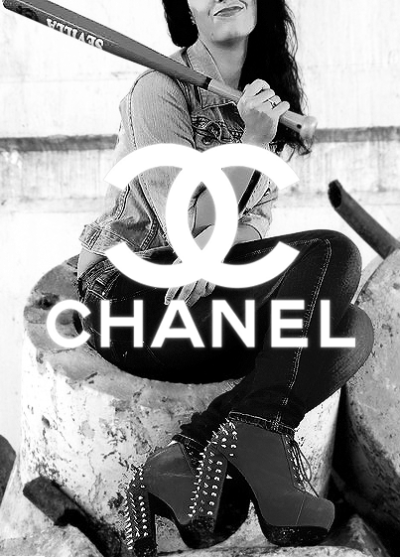 imgonnamakeumybitch:  CHANEL.