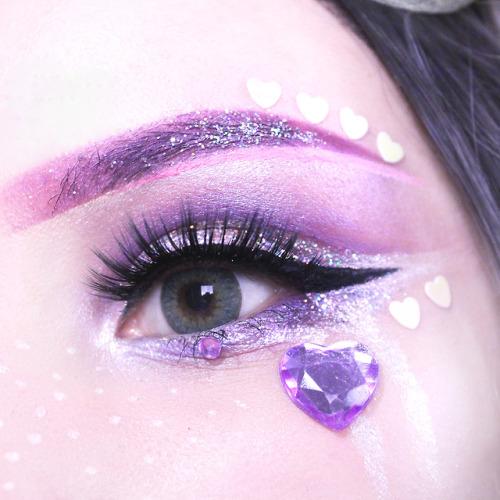 makeup eye makeup pastel pastel aesthetic fairy kei harajuku fashion japanese fashion pastel fashion my post photoset photoshoot