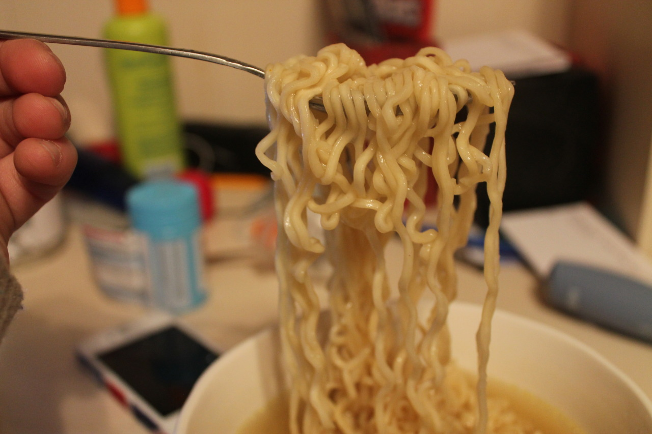 perfect1on:  yum ramen