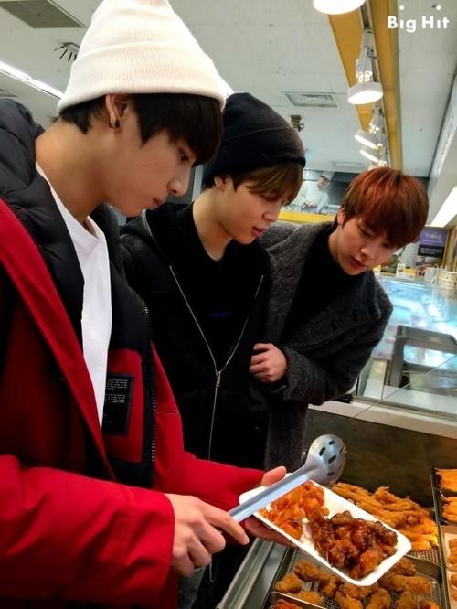 Image result for jungkook eating