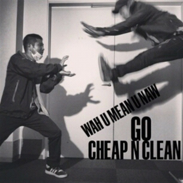 wah u mean u haffi reach #cheapnclean tonight dawg