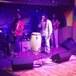 @maestromarley Sound Check…Jah will be waiting there. #marleysafehouse #mellowmood #aspen #xweek @cedellamarley