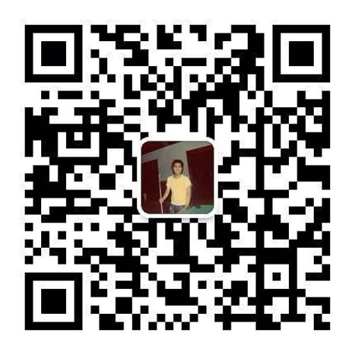 Peer pressured. Scan it. Here's my WeChat ID : treestunsuntoes #Haha #wechat