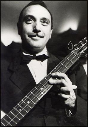Jazz entre amigos - Django Reinhardt. Parte 1