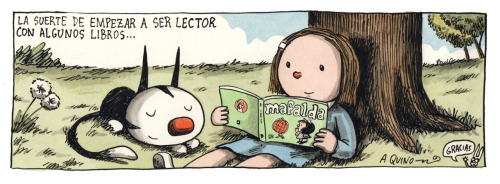The good luck to start as a reader with certain books… joselafina:  Mis dos favoritas!!!!